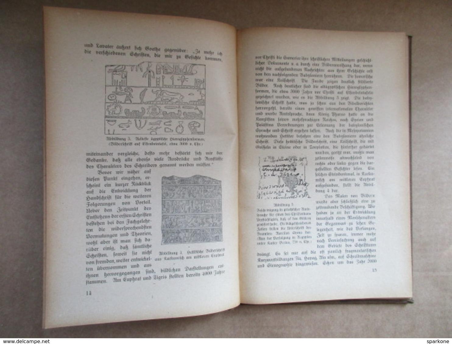 Angewandte Menschenkenntnis (Walter Möller) - Livres, BD, Revues