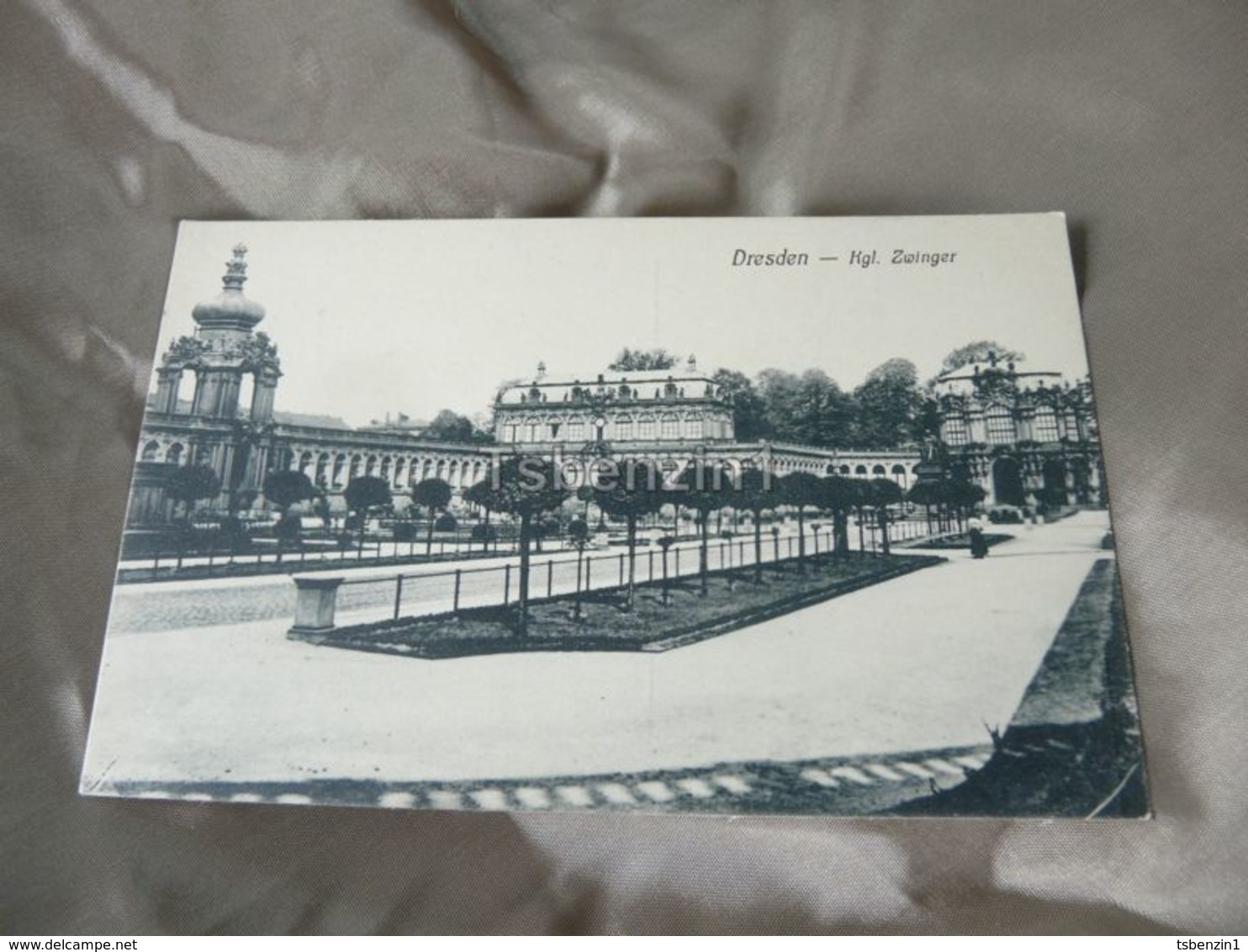 Dresden Kgl. Zwinger Germany - Dresden