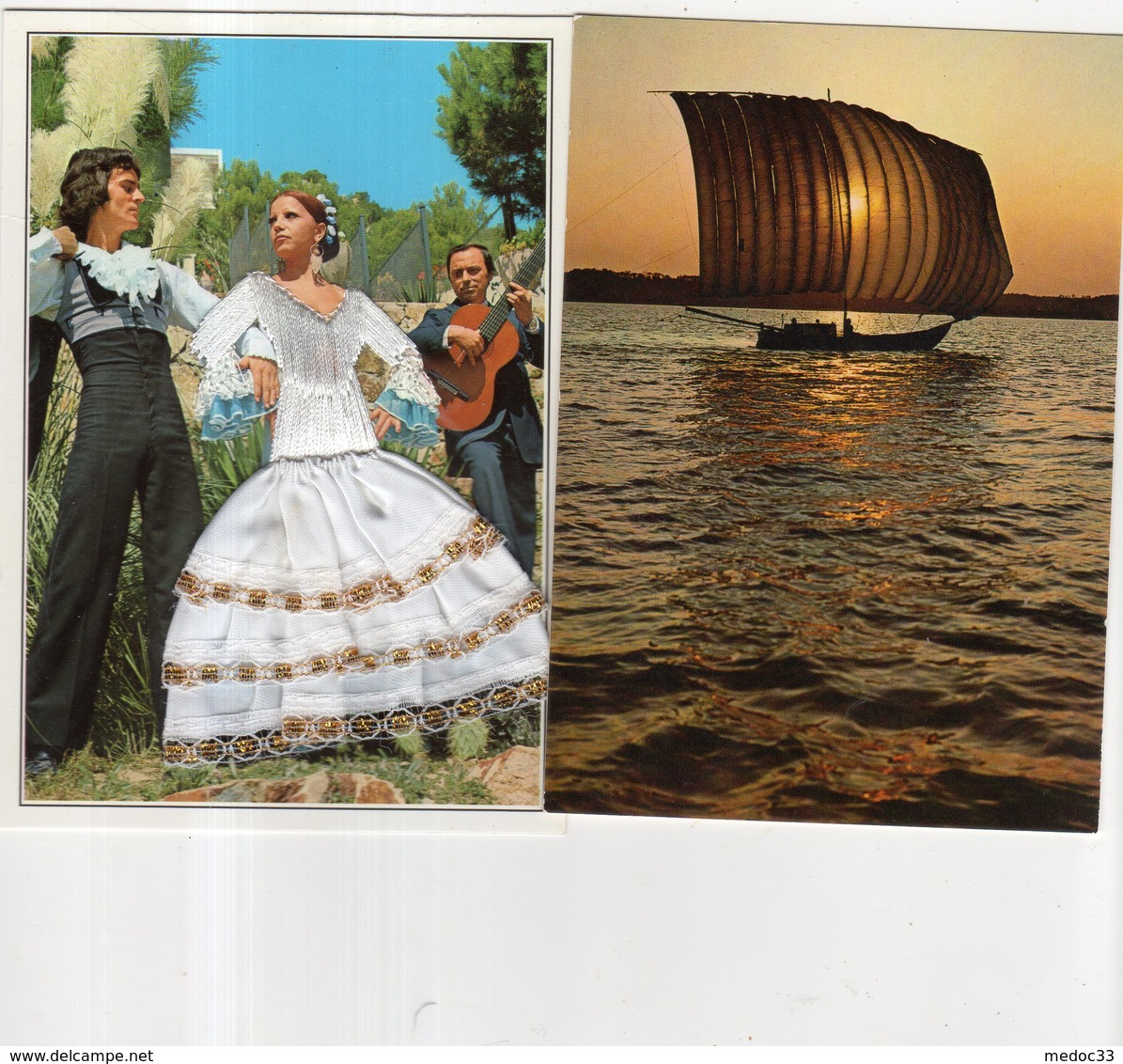 Lot + De 400 Cartes Etrangéres - Postkaarten