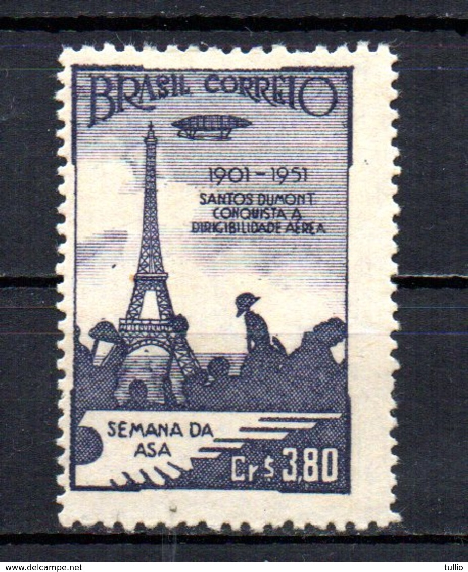 BRAZIL 1951 MINT MNH - Brésil