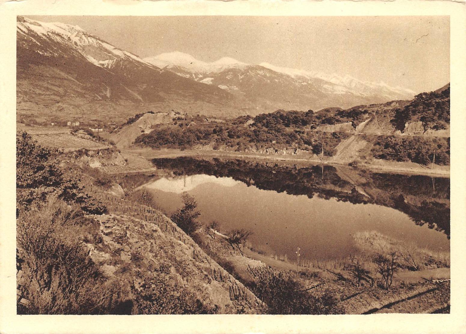 Sierre - Miroir Du Lac De Géronde - VS Valais