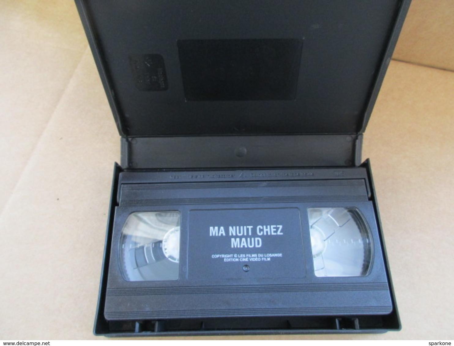 Ma Nuit Chez Maud (Françoise Fabian - Jean-Louis Trintignant) 100 Ans De Cinéma - Comedy