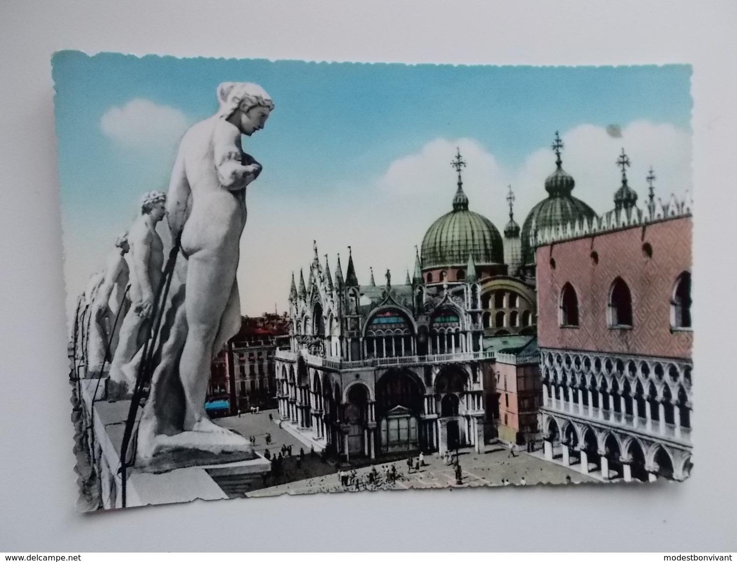 SAN MARCO E PALAZZO DUCALE - Venezia (Venice)