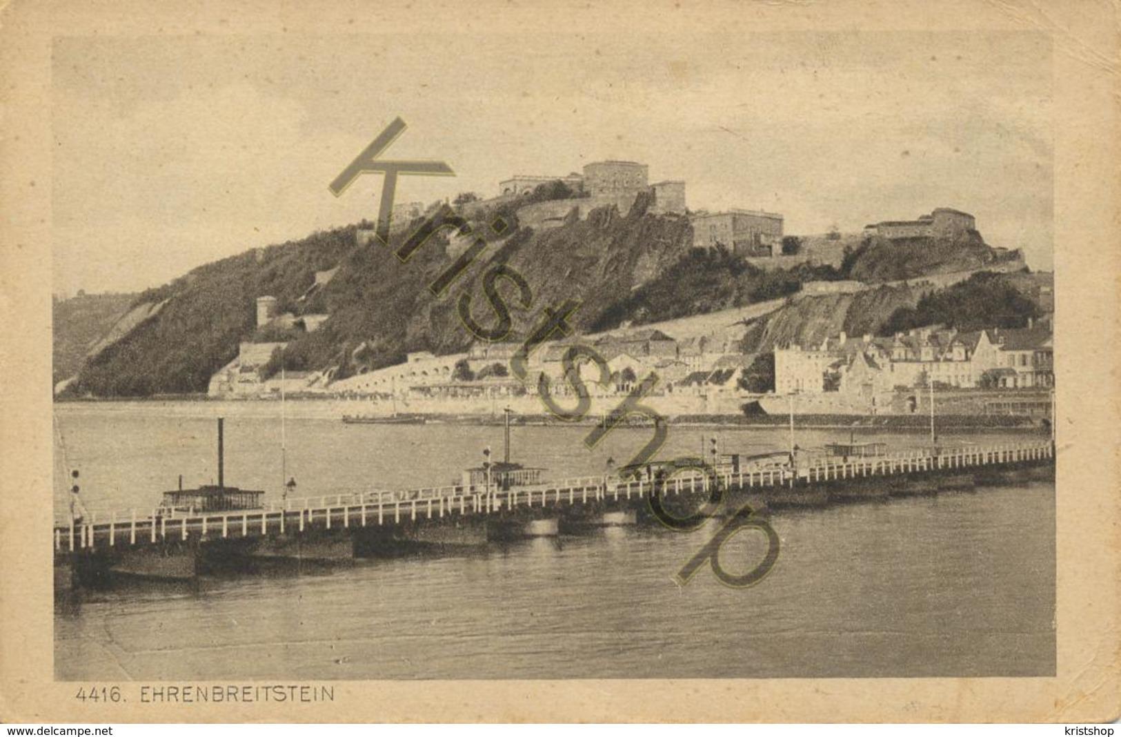 Ehrenbreitstein  [E225 - Koblenz