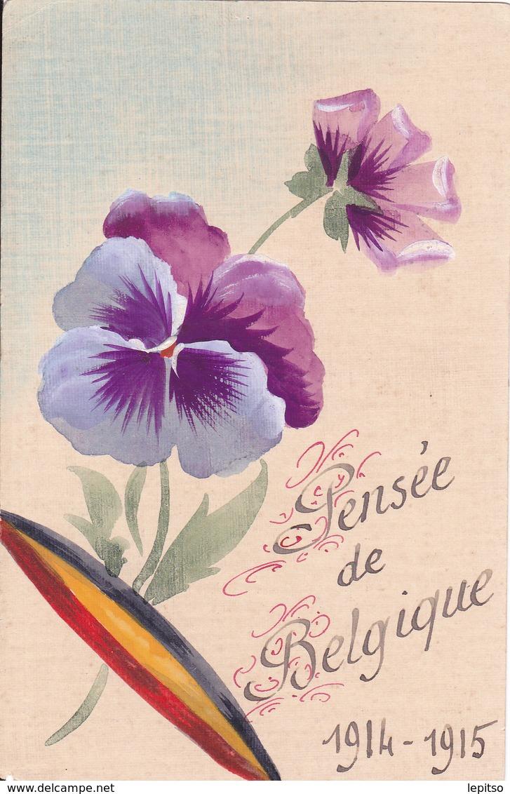 """FANTAISIES ACP écrites   """"Lot De 20 Cartes """"  Voir Scans - Belgique"""