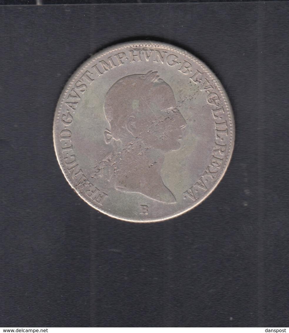 Hungary  20 Kreuzer 1835 - Ungarn