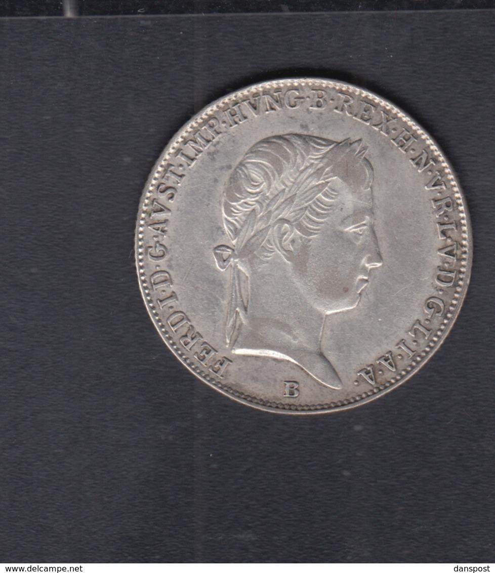 Hungary  10 Kreuzer 1847 - Ungarn