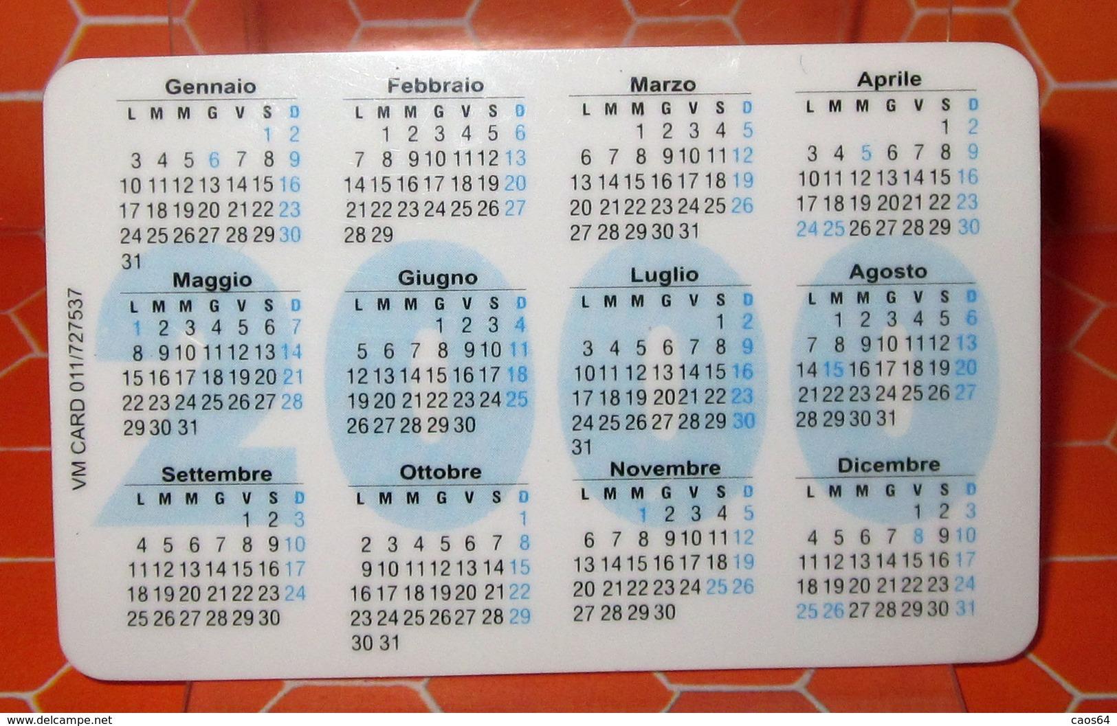 SOLVAY PHARMA 2000  CALENDARIO TASCABILE PLASTIFICATO - Formato Piccolo : 1991-00