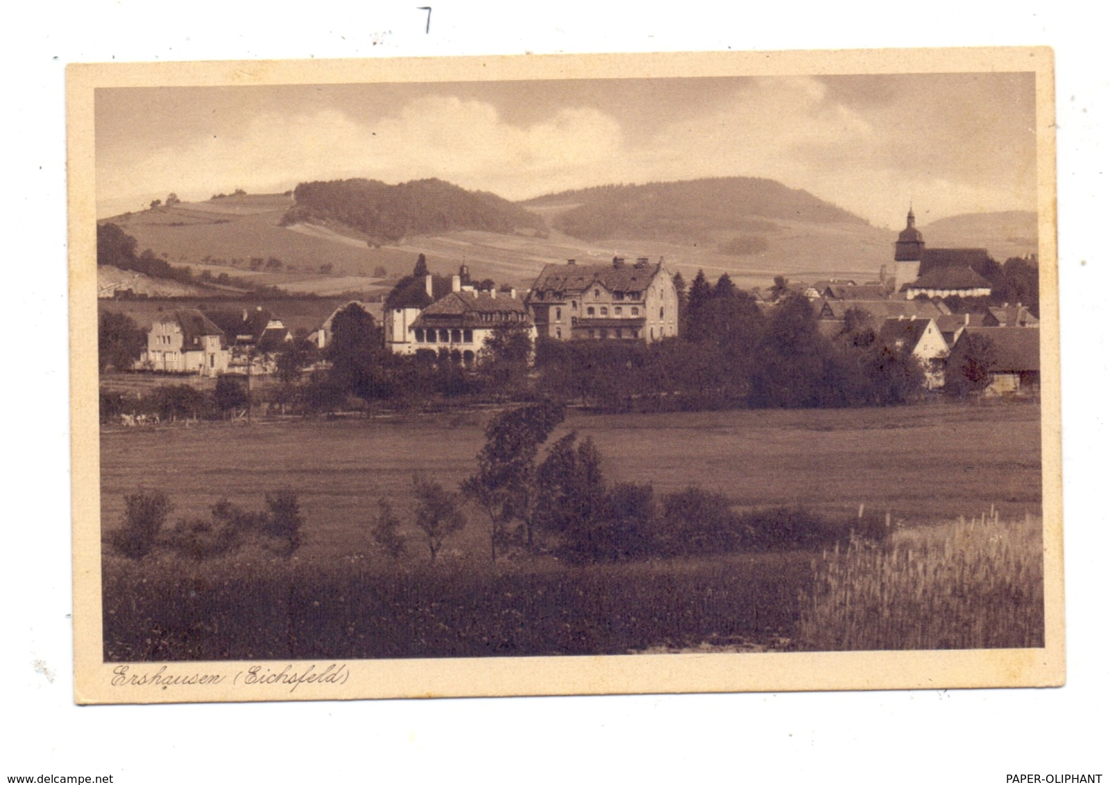 0-5631 ERSHAUSEN / Eichsfeld, St. Johannes Stift, 1934 - Heiligenstadt