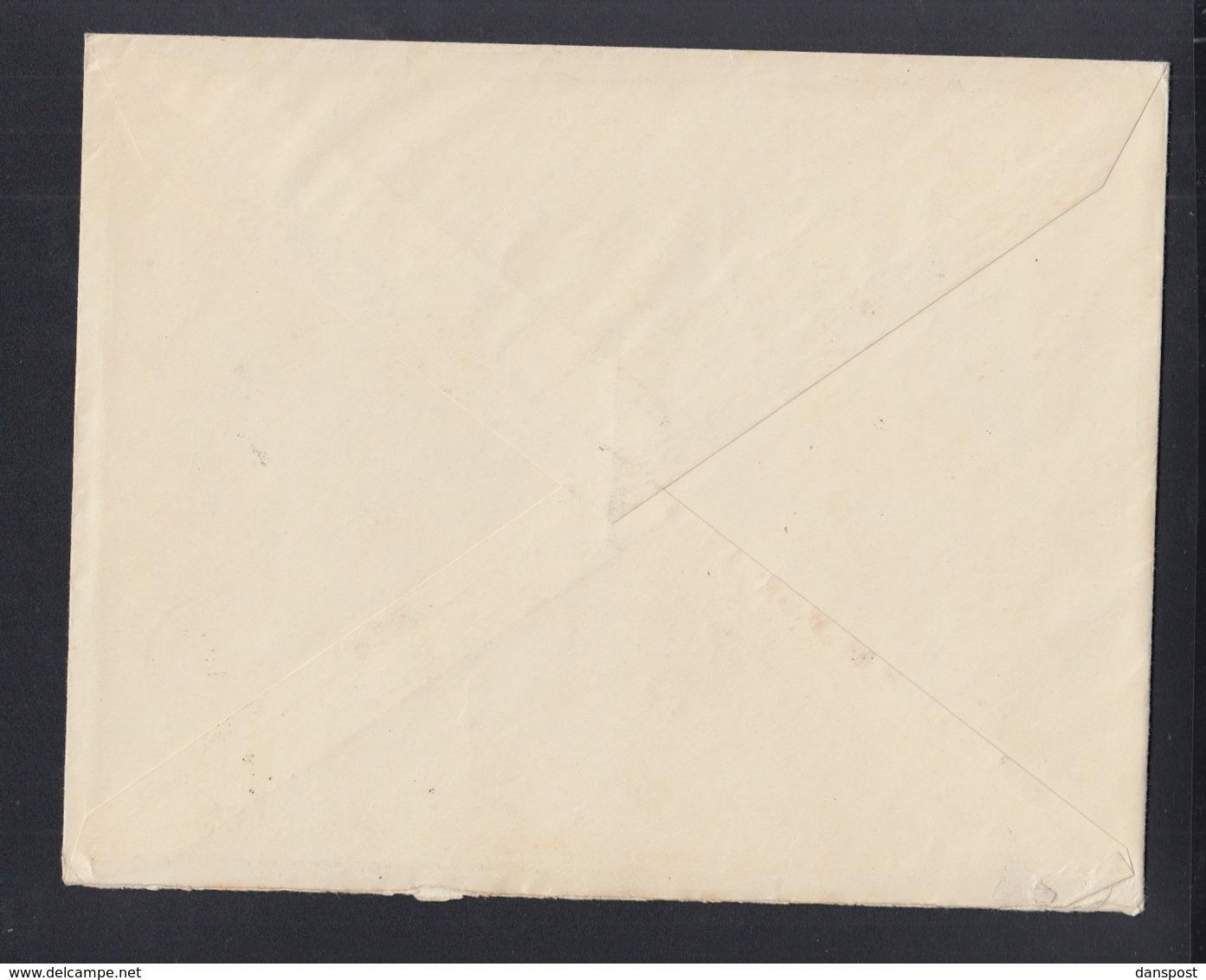 Dt. Reich Grossbrief 1936 Frauen - Deutschland