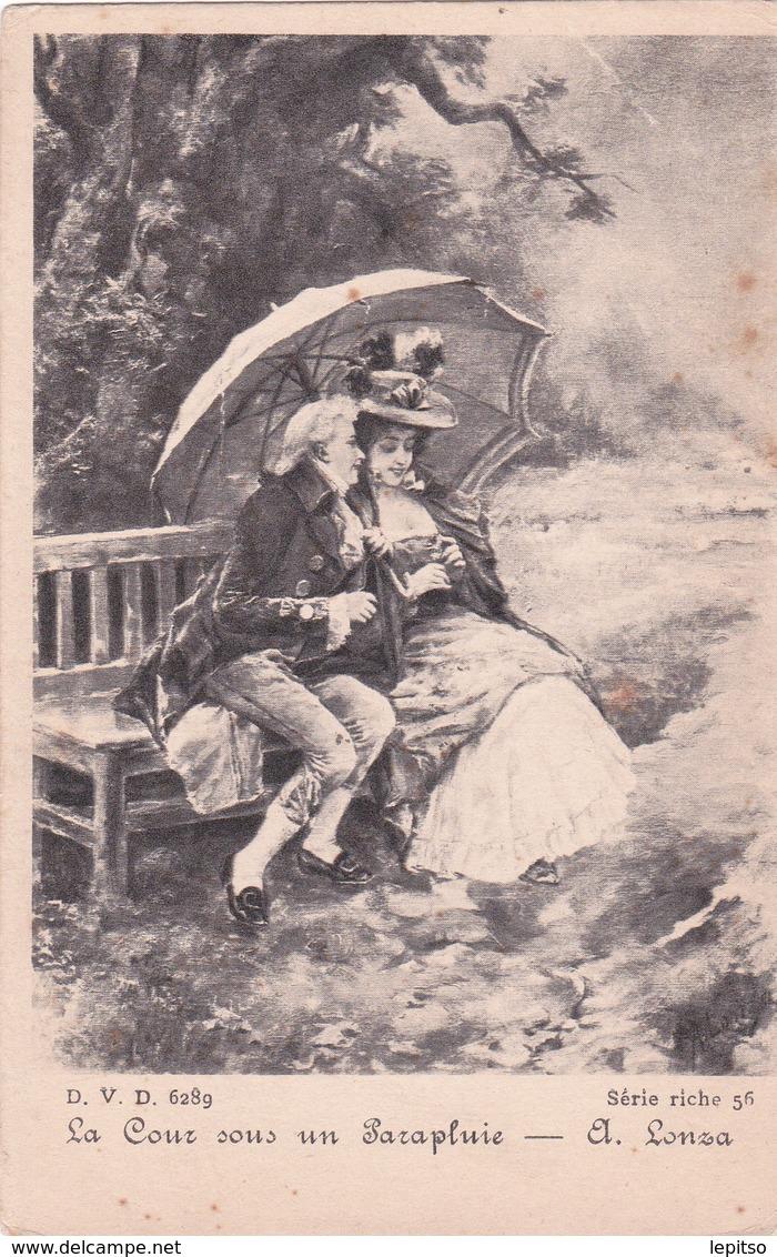 """FANTAISIES ACP DVD 1904 écrites   """"beau Lot De  12 Cartes """"  Voir Scans - Belgique"""