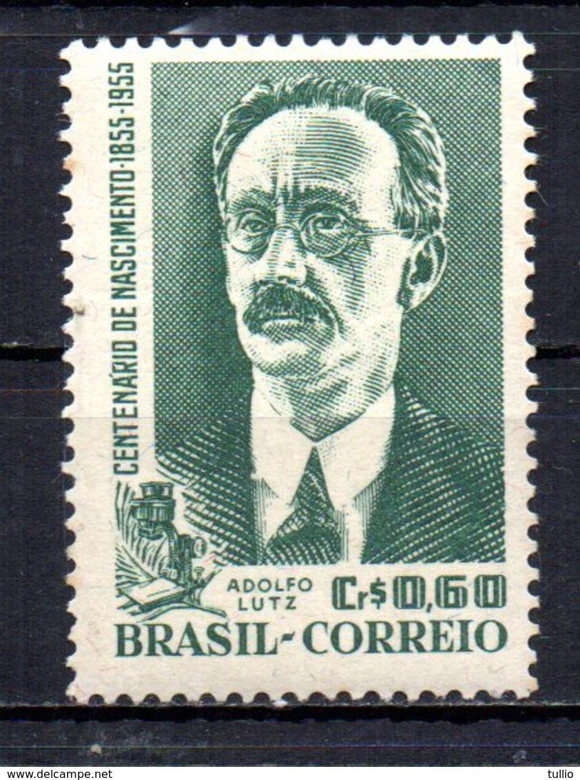 BRAZIL 1955 MINT MH - Brésil