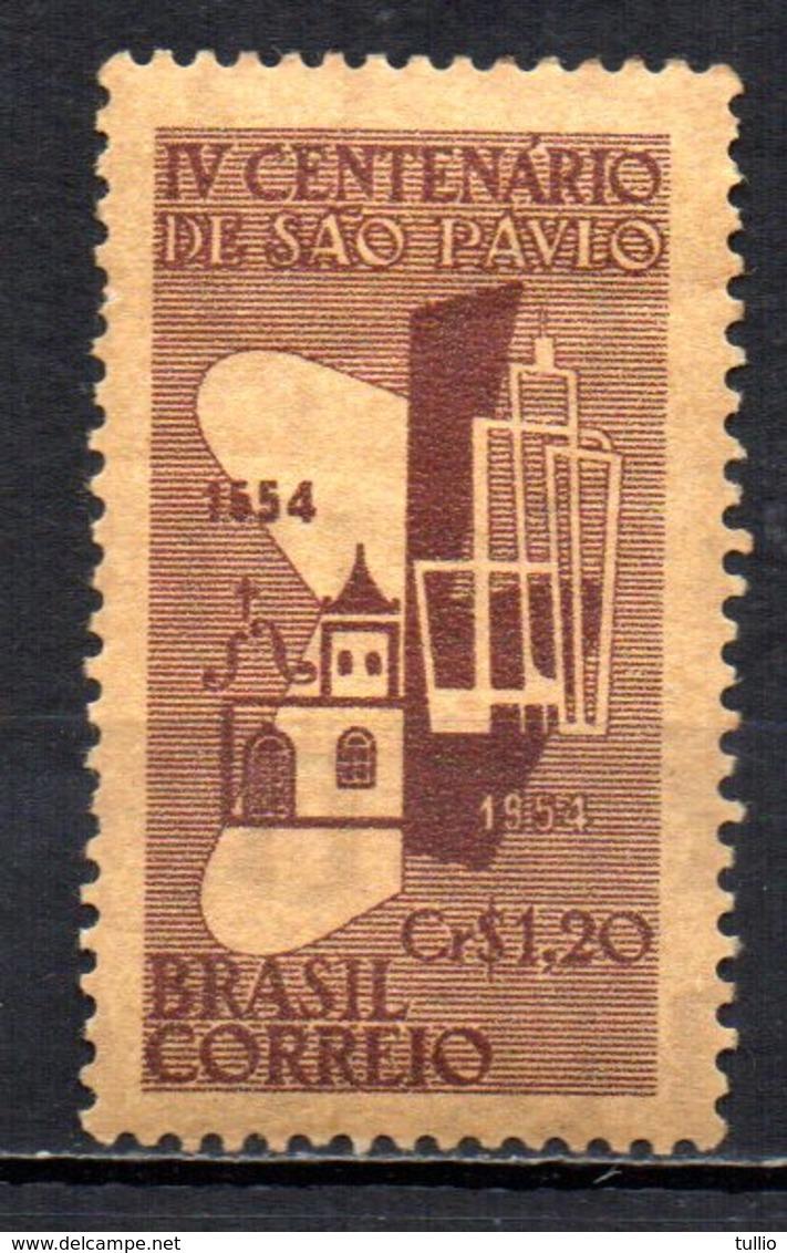 BRAZIL 1954 MINT MNH - Brésil