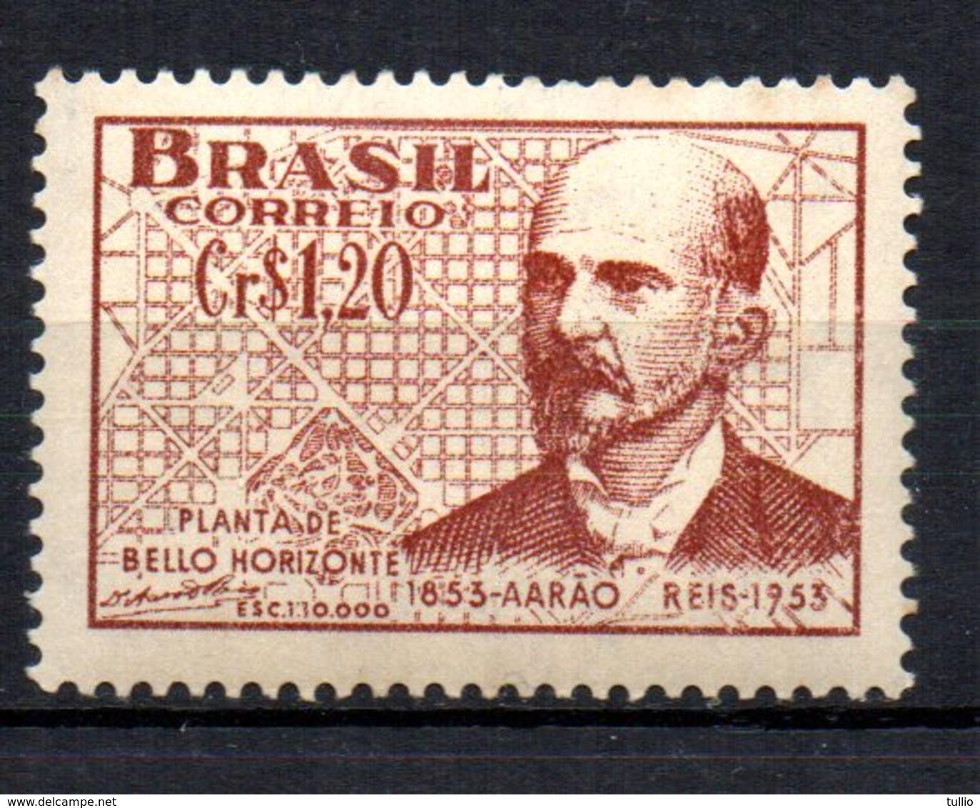 BRAZIL 1953 MINT MNH - Brésil