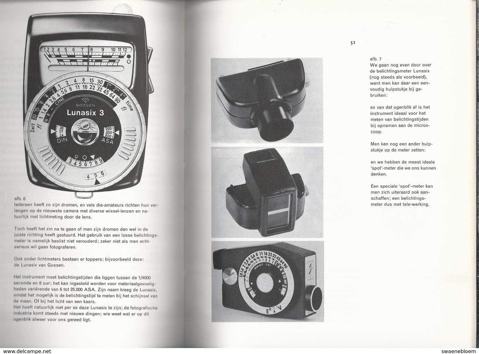 NL.- Over Kleurendia's Gesproken. Door Hille Kleinstra. Uitgeversmaatschappij C. MISSET N.V.. DOETINCHEM. 1968. - Boeken, Tijdschriften, Stripverhalen