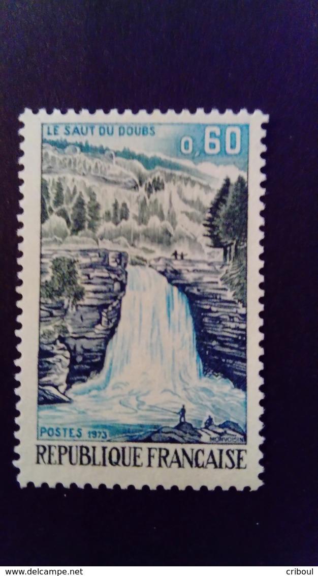 France 1973 Tourisme Tourism Yvert 1764 ** MNH - France