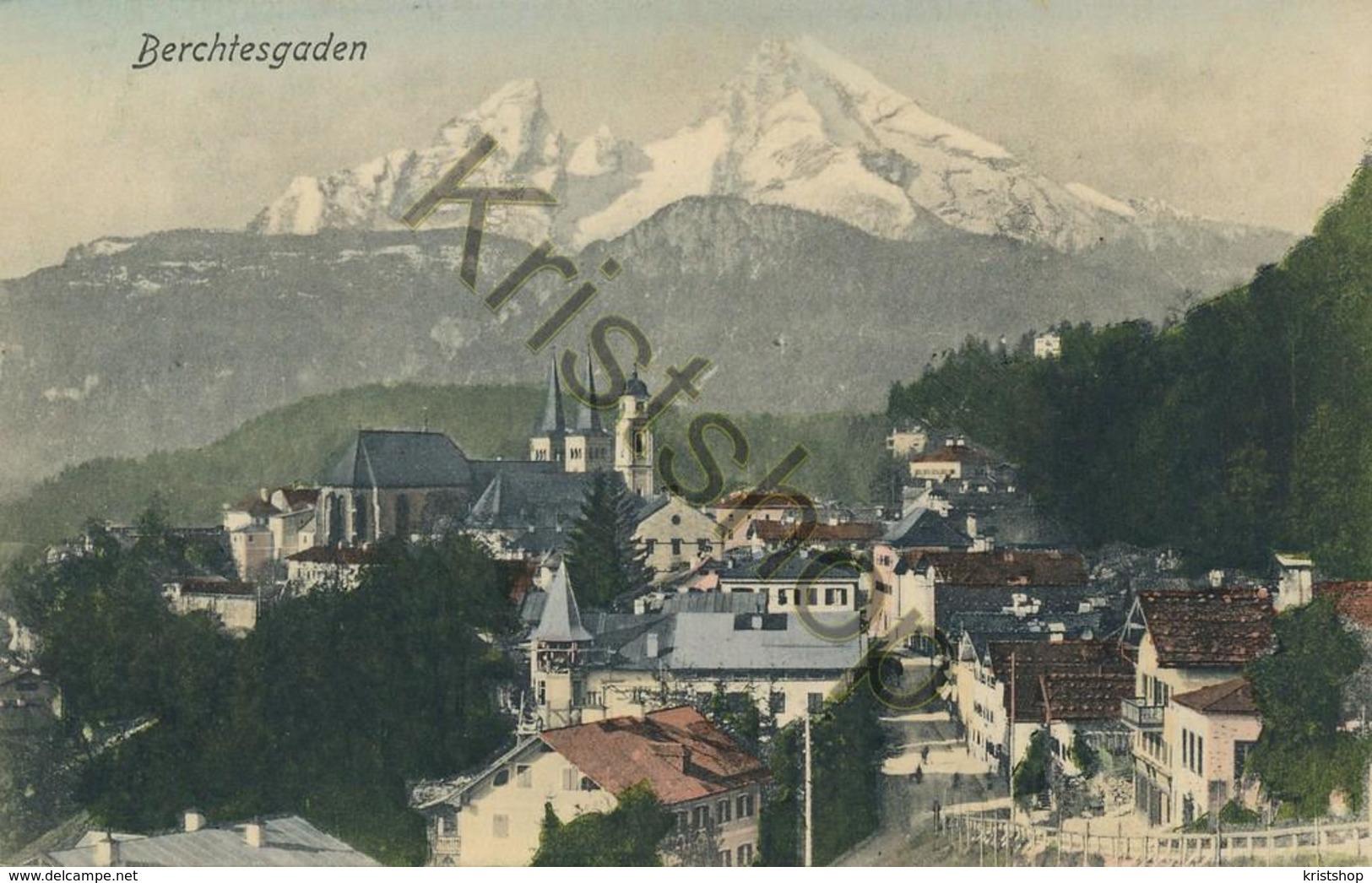 Berchtesgaden  [B684 - Berchtesgaden