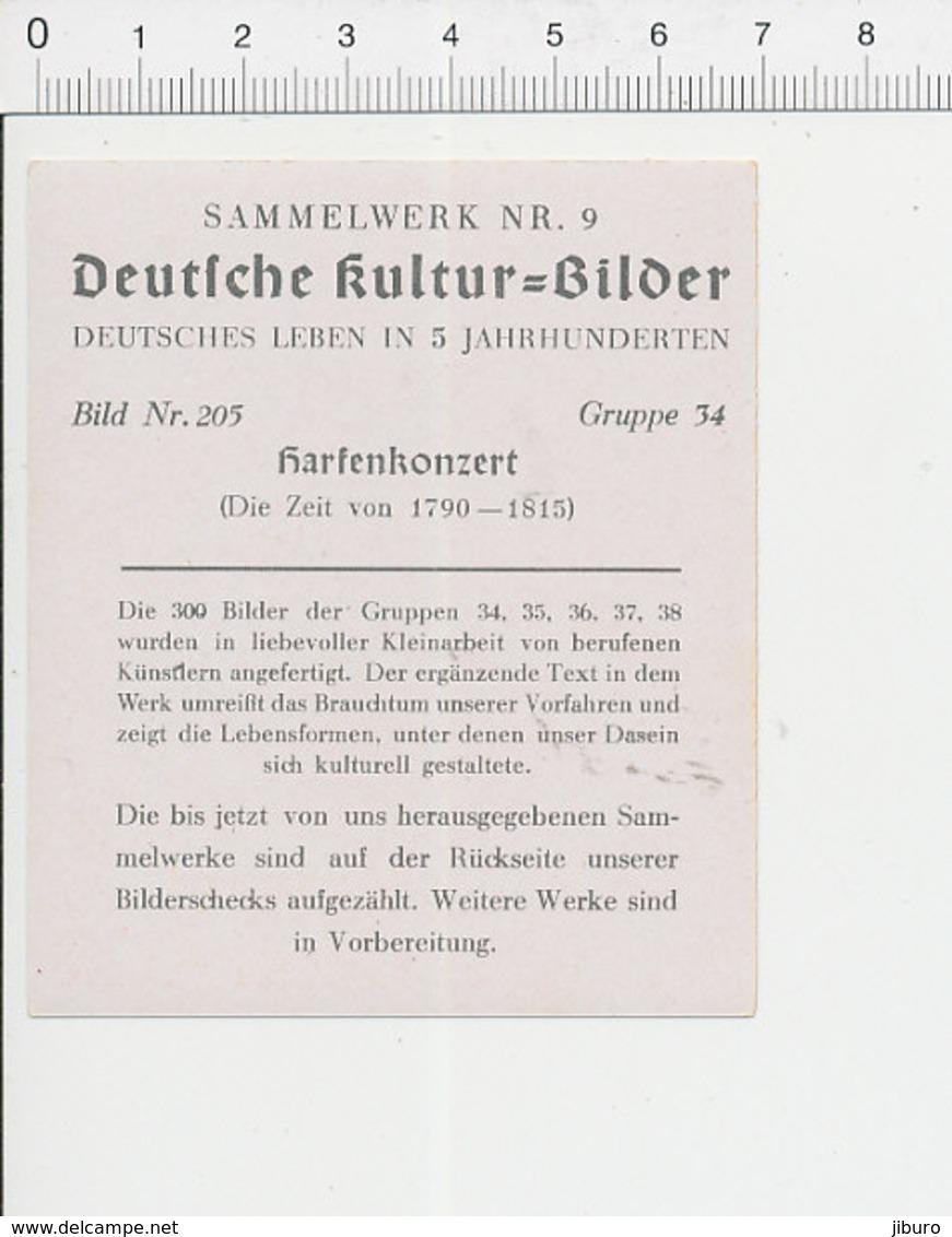 Harfenkonzert Concerto Pour Harpe Musique Concert 39/29 - Autres