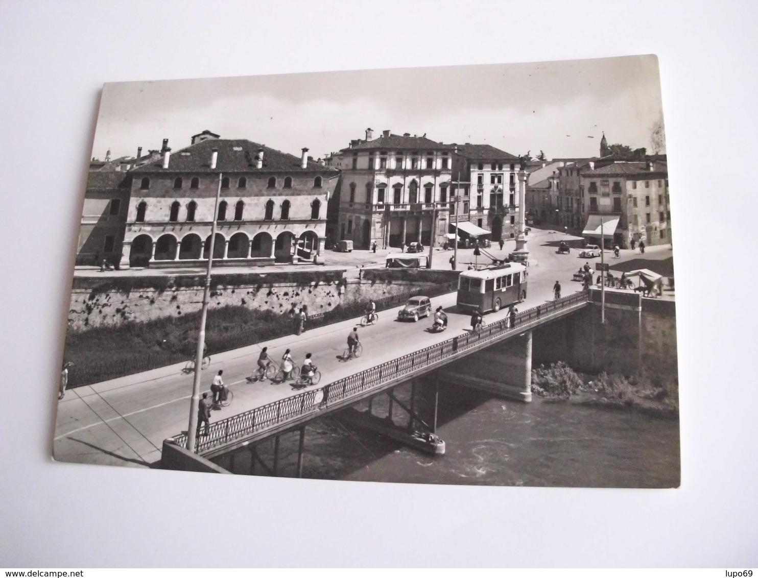 Vicenza - Ponte Degli Angeli + Filobus - Vicenza