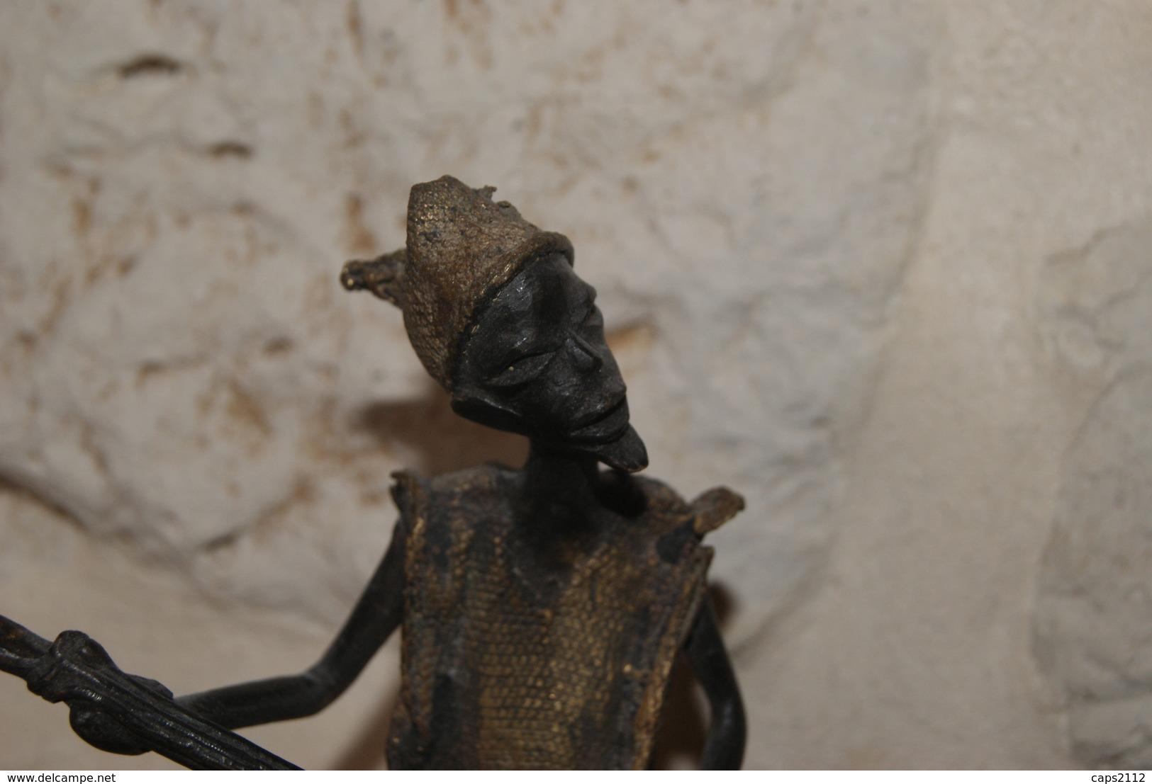 ANCIENNE STATUE AFRICAINE * Tribal,afrique - Afrikaanse Kunst