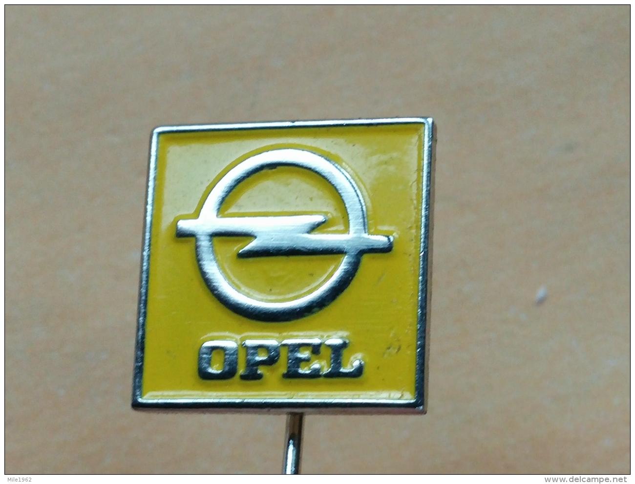 Z 201 - OPEL AUTO, CAR - Opel