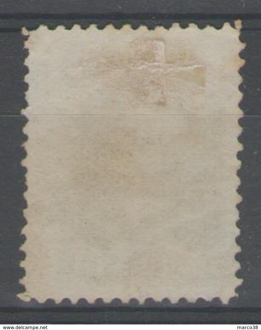 TERRE-NEUVE:  N°23 Oblitéré     - Cote 75€ - - 1865-1902