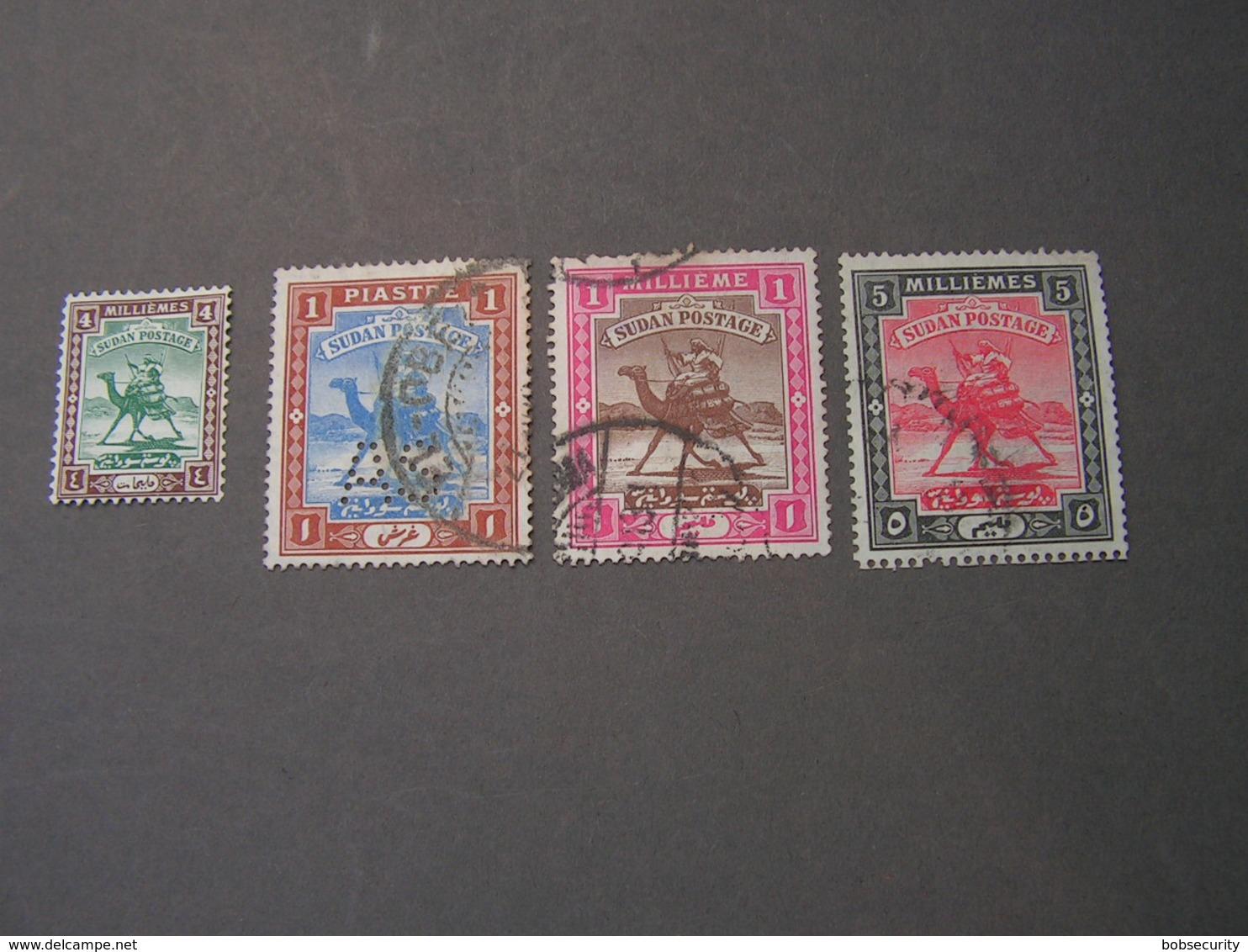 Sudan  Old Lot - Sudan (1954-...)