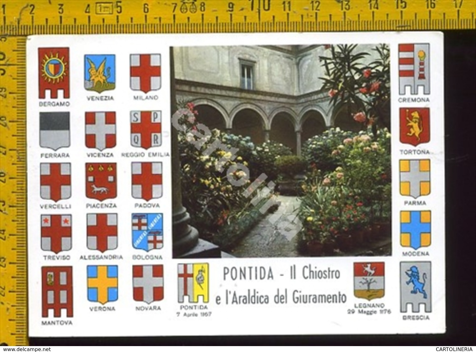 Bergamo Pontida - Bergamo