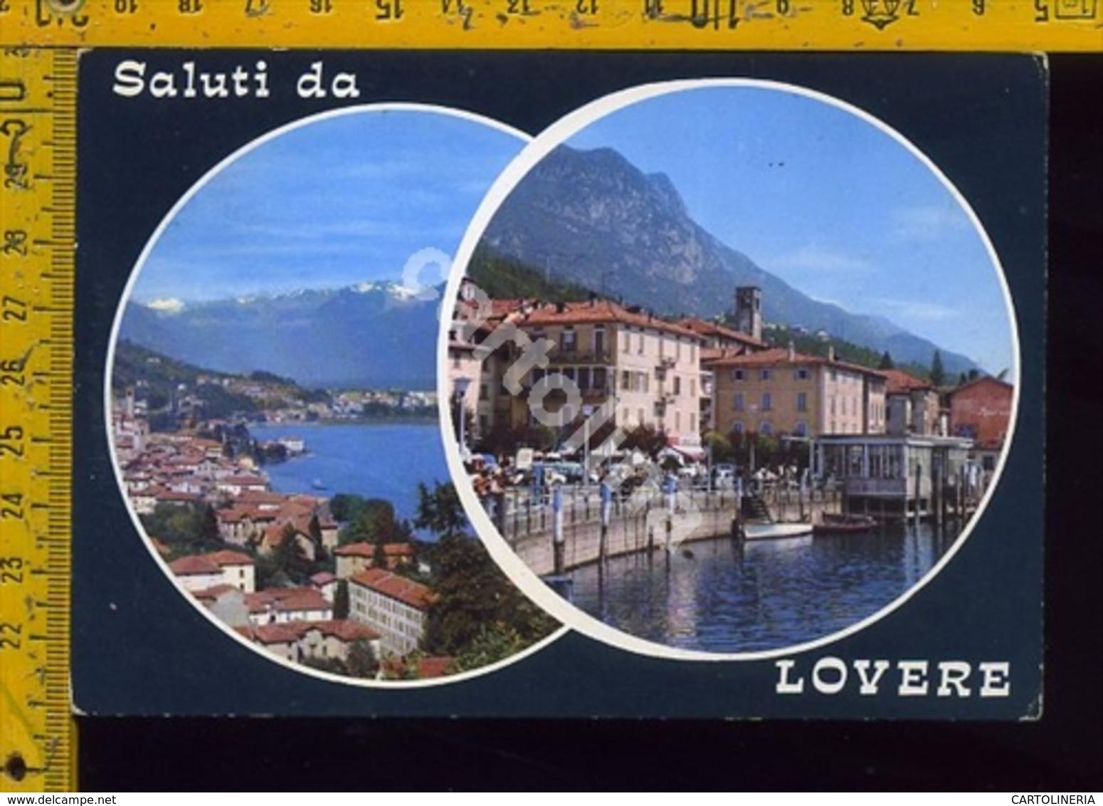 Bergamo Lovere - Bergamo