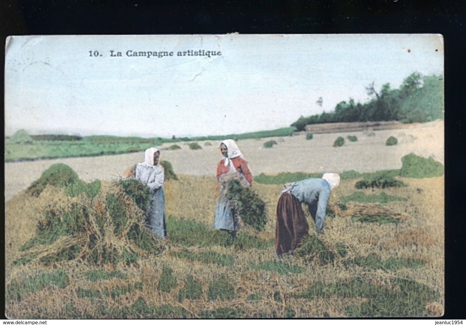 LA CAMPAGNE - Cultures