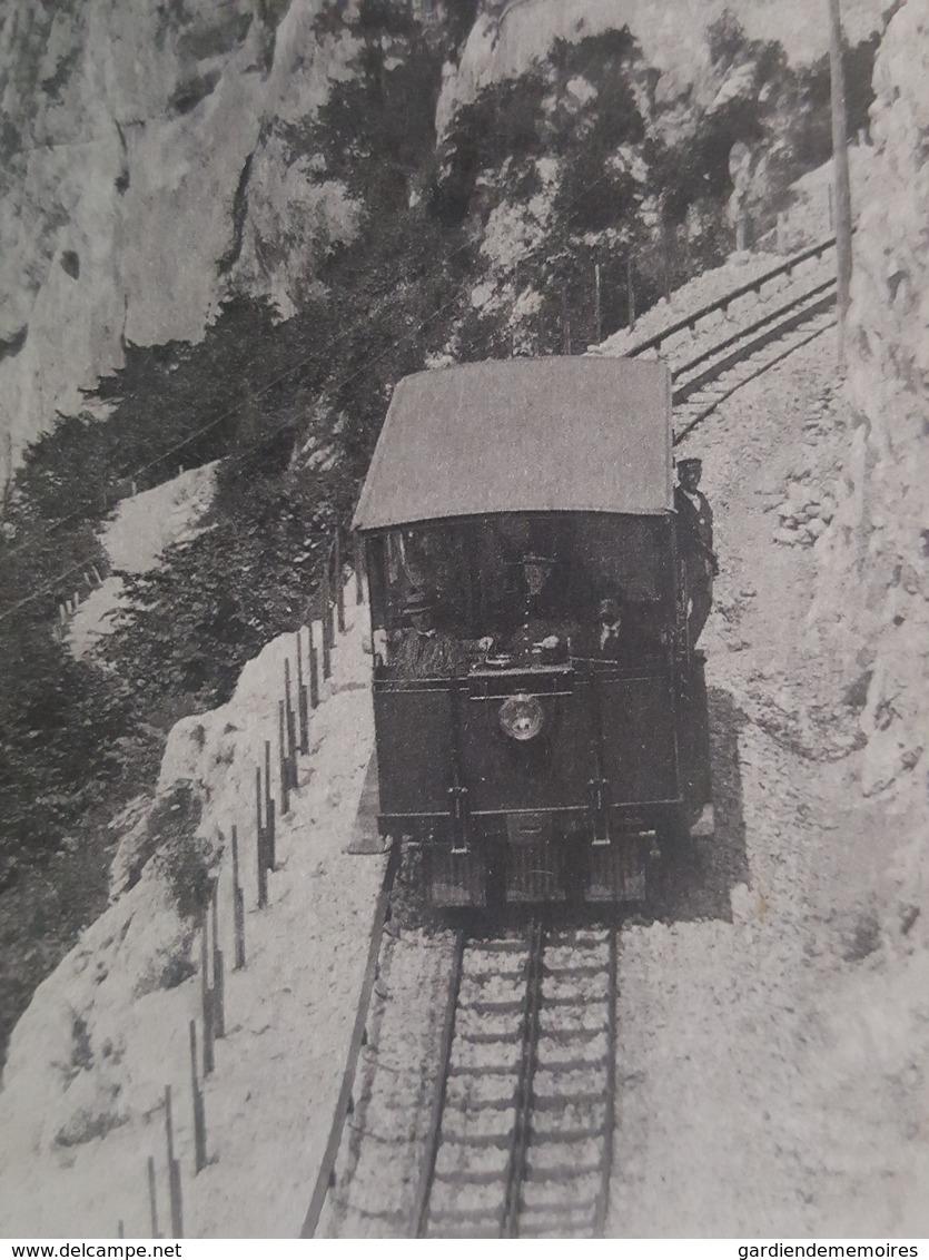 Chemin De Fer Du Salève - J.J. éditeur N°1718 - France