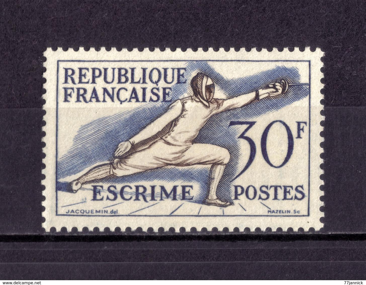 N° 962  NEUF** - France