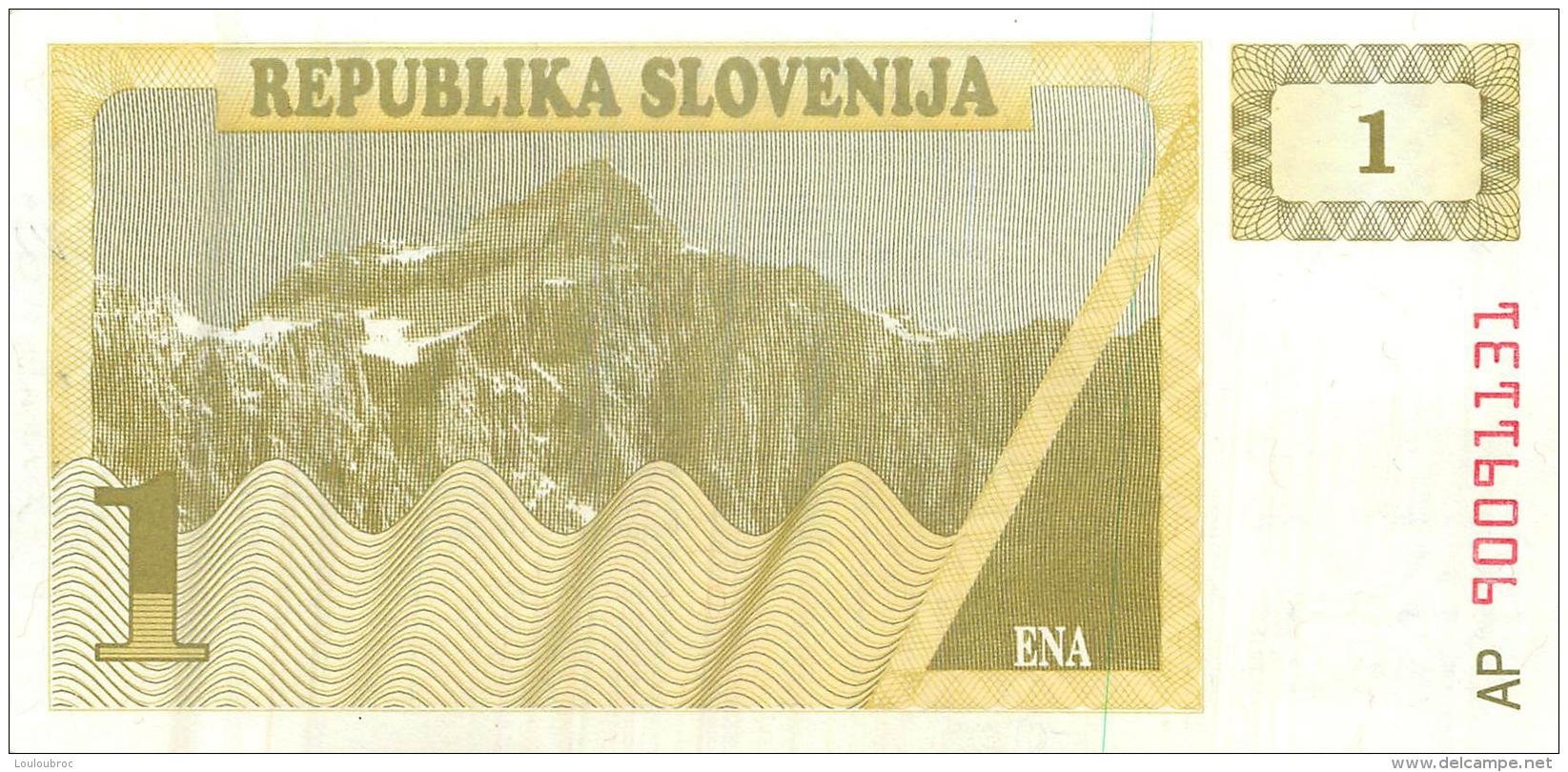BILLET  SLOVENIE - Slovénie