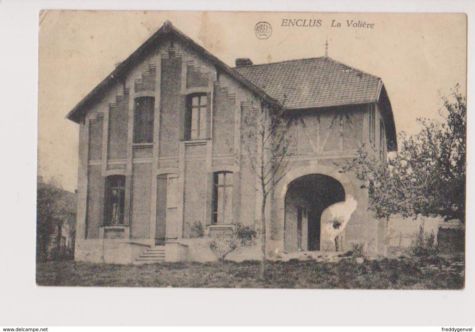 MONT DE L'ENCLUS LA VOLIERE - Mont-de-l'Enclus