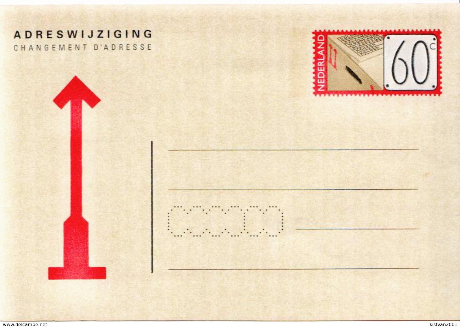 Netherlands Mint Postal Stationery Card - Postal Stationery