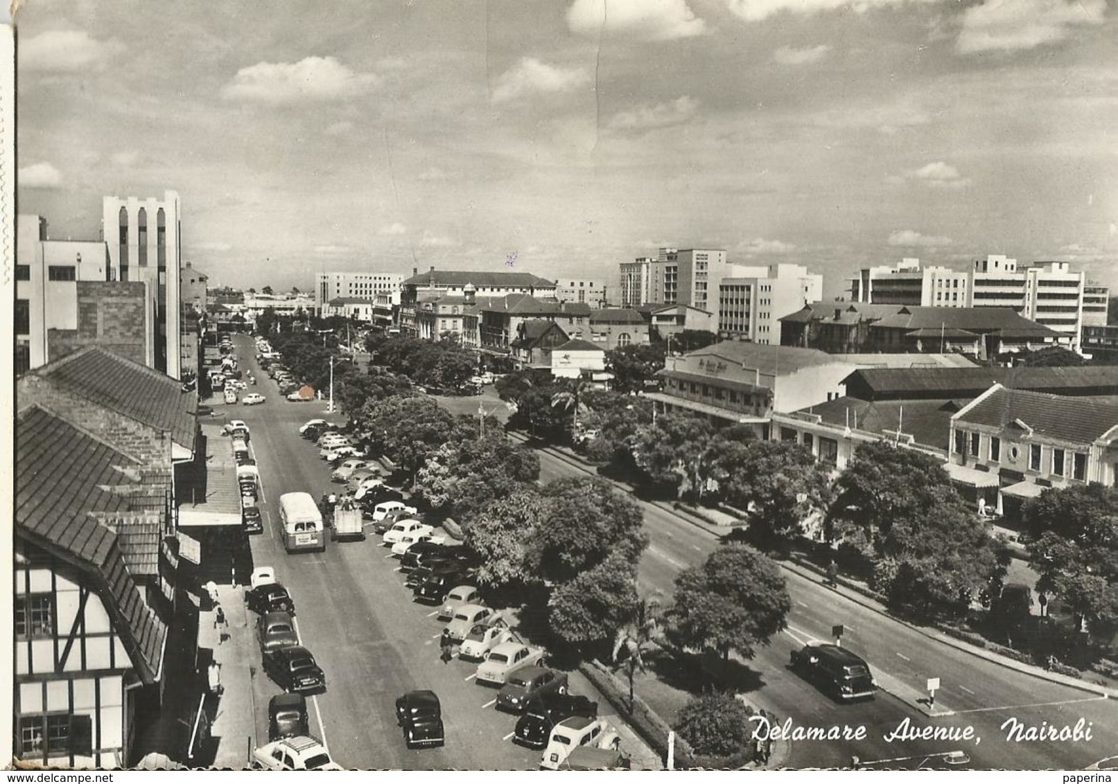 DELMARE AVENUE NAIROBI    (293) - Kenia