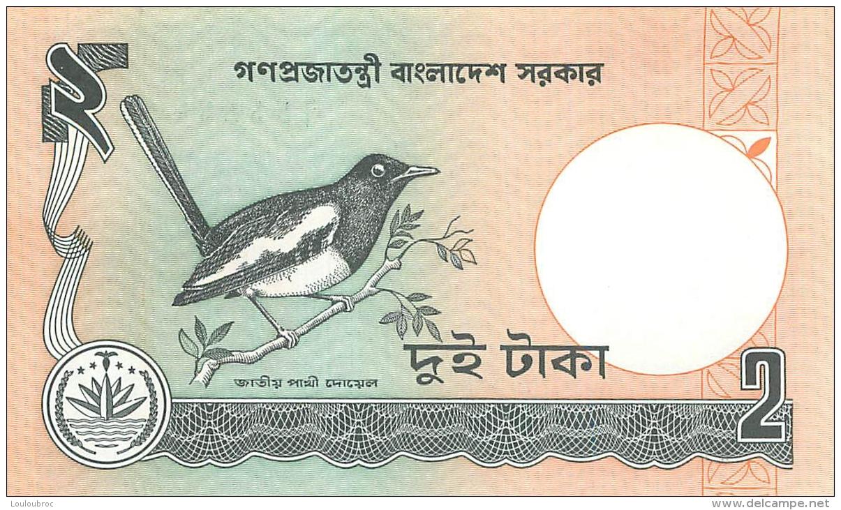 BILLET  BANGLADESH 2 - Bangladesh