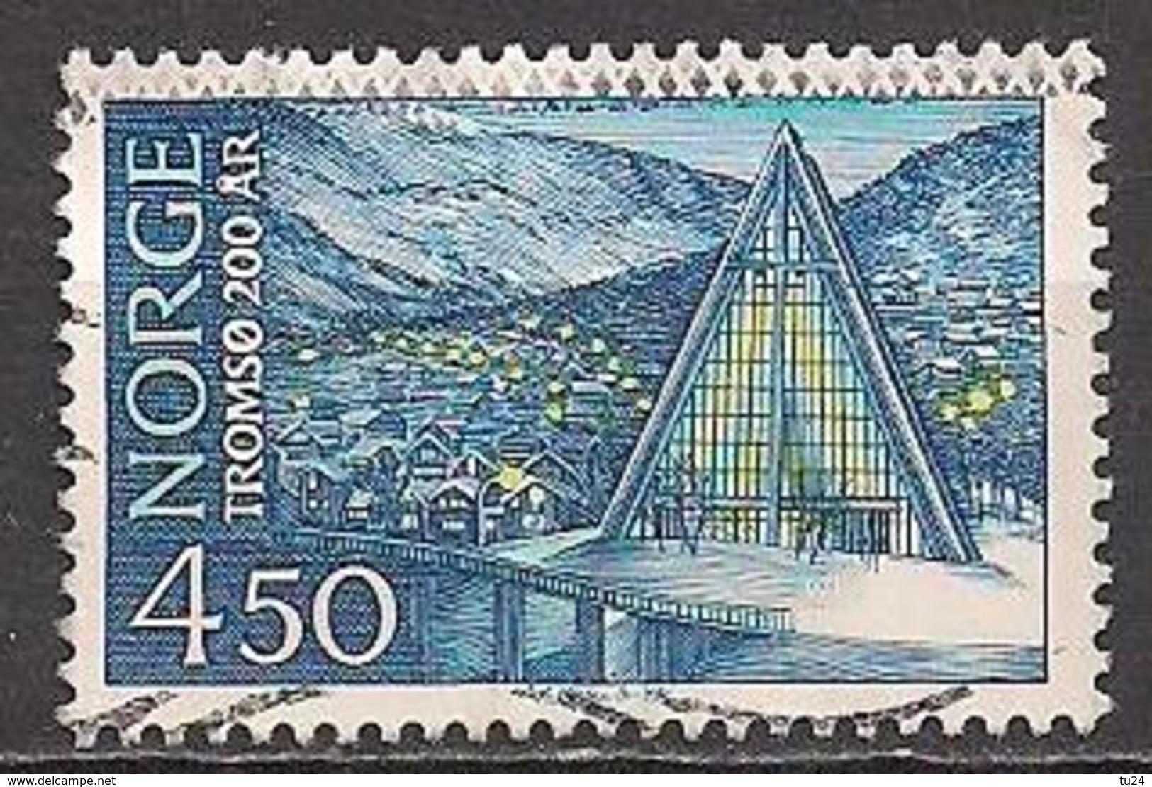 Norwegen (1994)  Mi.Nr.  1155  Gest. / Used  (8aa22) - Norwegen