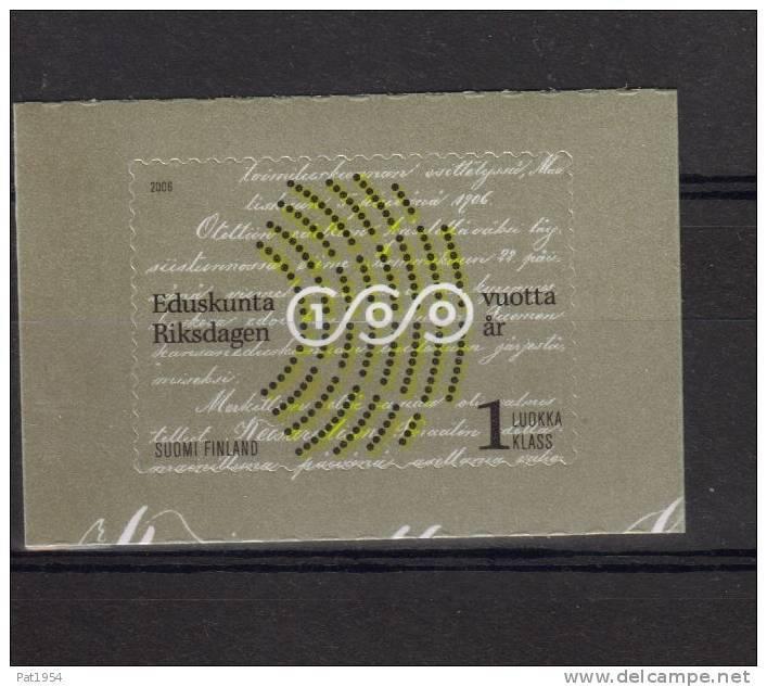 Finlande 2006 Neuf N°1751 Parlement - Finlande