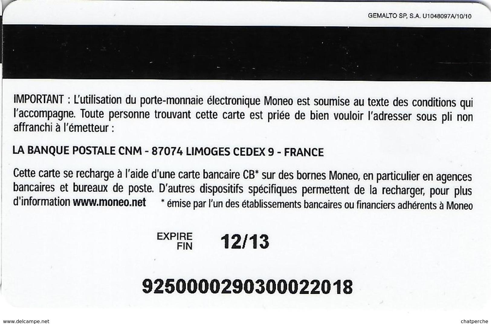 expiration carte bancaire banque postale Monéo   MONEO CARTE A PUCE FAISONT LA ROUTE ENSEMBLE OCEAN BATEAUX