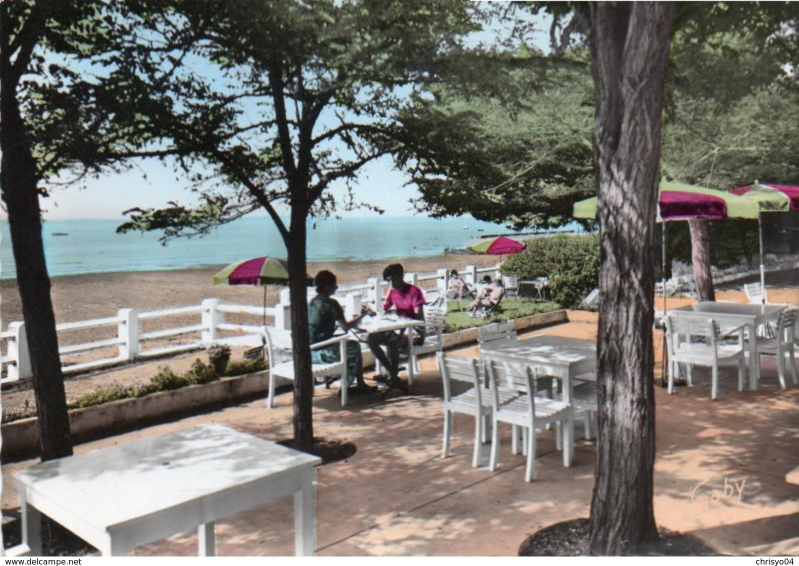 88Sv  17 Saint Trojan Les Bains Hotel Pension Depoix Plage Du Soleil - Sonstige Gemeinden