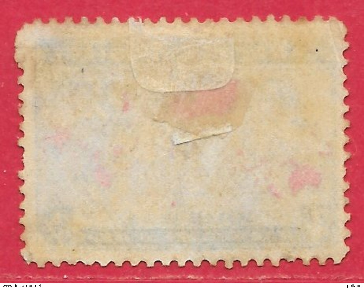 Canada N°73 2c Lilas Pâle, Rouge & Noir 1898 (*) - Neufs