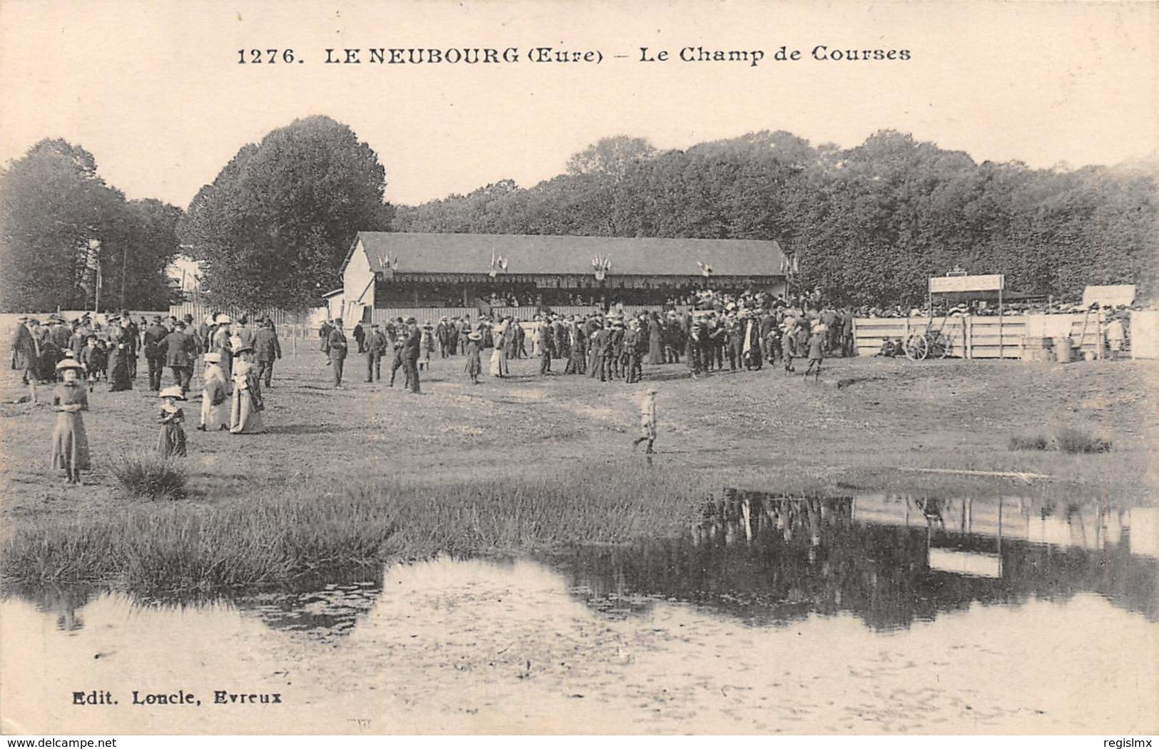 27-LE NEUBOURG-N°501-A/0137 - Le Neubourg