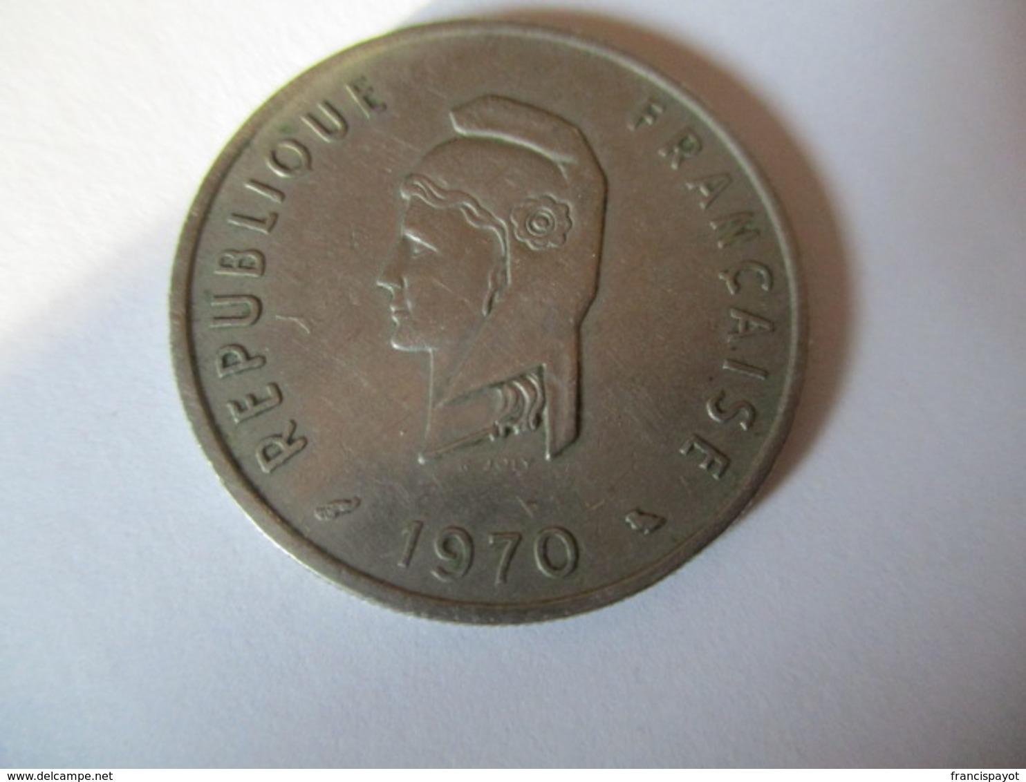 Djibouti: TFAI 50 FDj 1970 - Djibouti