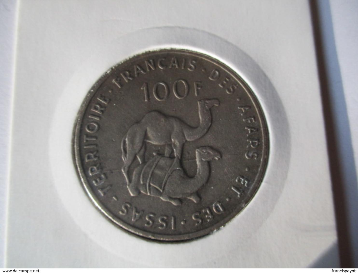 Djibouti: TFAI 100 FDj 1970 - Djibouti