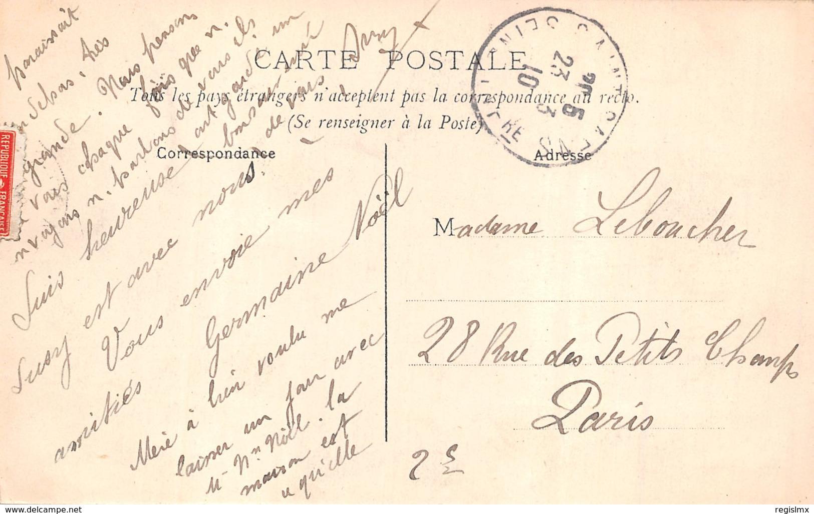 76-SAINT SAENS-N°511-A/0285 - Saint Saens