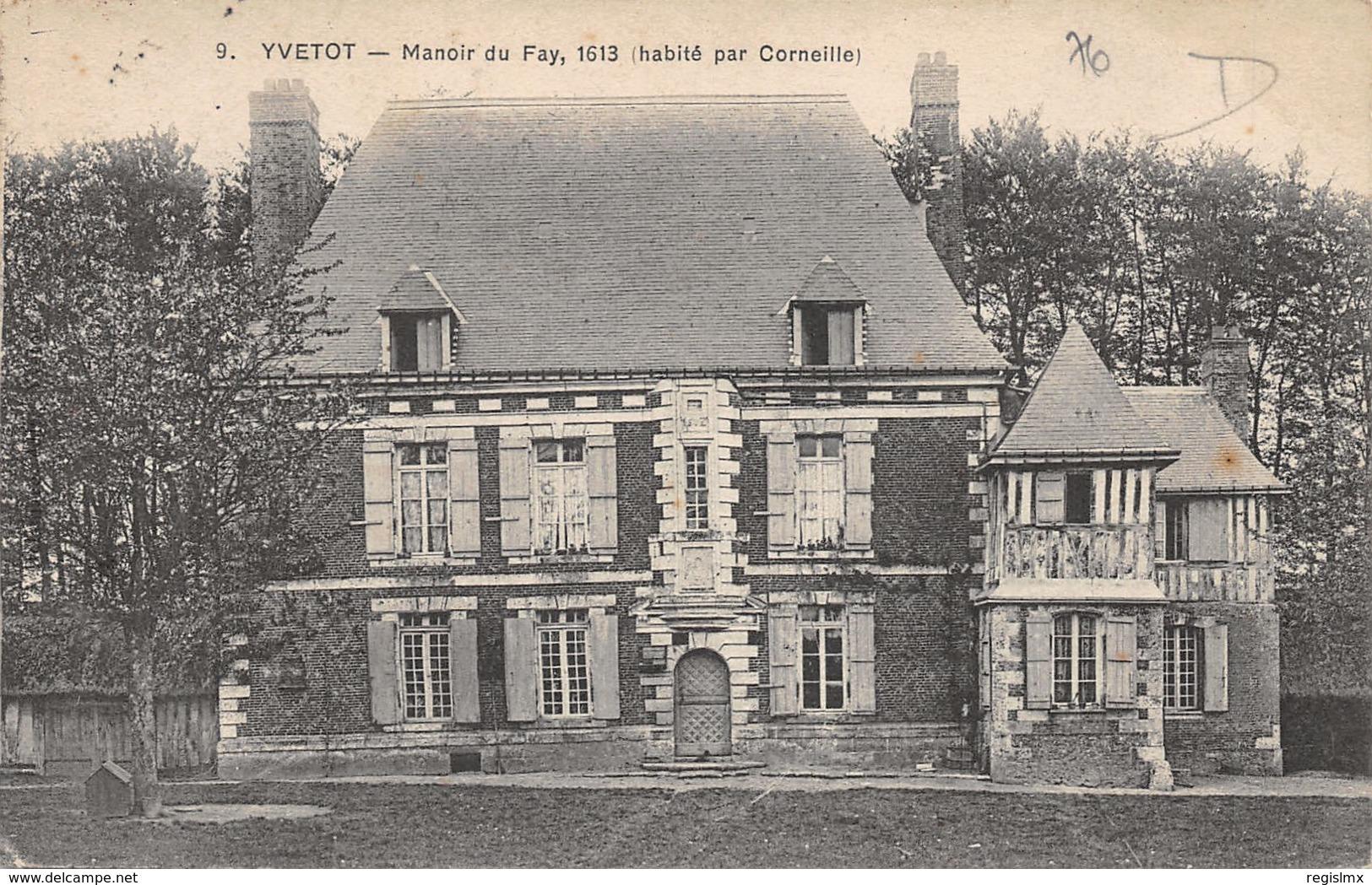 76-YVETOT-N°512-A/0359 - Yvetot