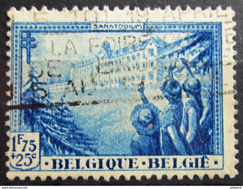 BELGIQUE              N° 361                  OBLITERE - Usati