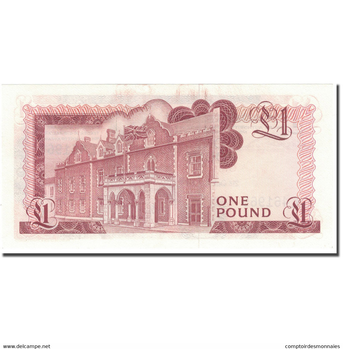 Billet, Gibraltar, 1 Pound, 1986-10-21, KM:20d, NEUF - Gibraltar