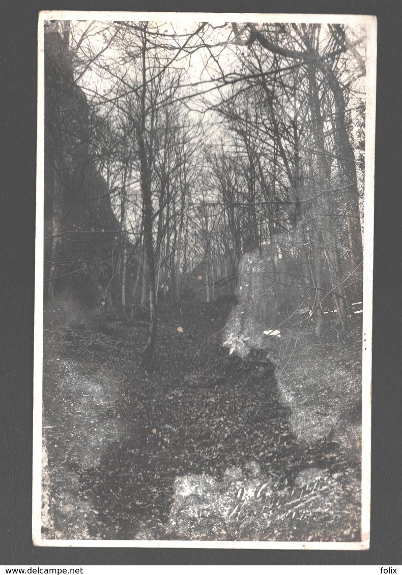 Andenne (Photographe E. Roumont à Andenne) - Originele Fotokaart / Carte Photo Agfa - Andenne